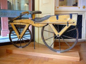 ¿Quién inventó la bicicleta?¿En qué año? Historia 2