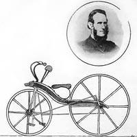 ¿Quién inventó la bicicleta?¿En qué año? Historia 4