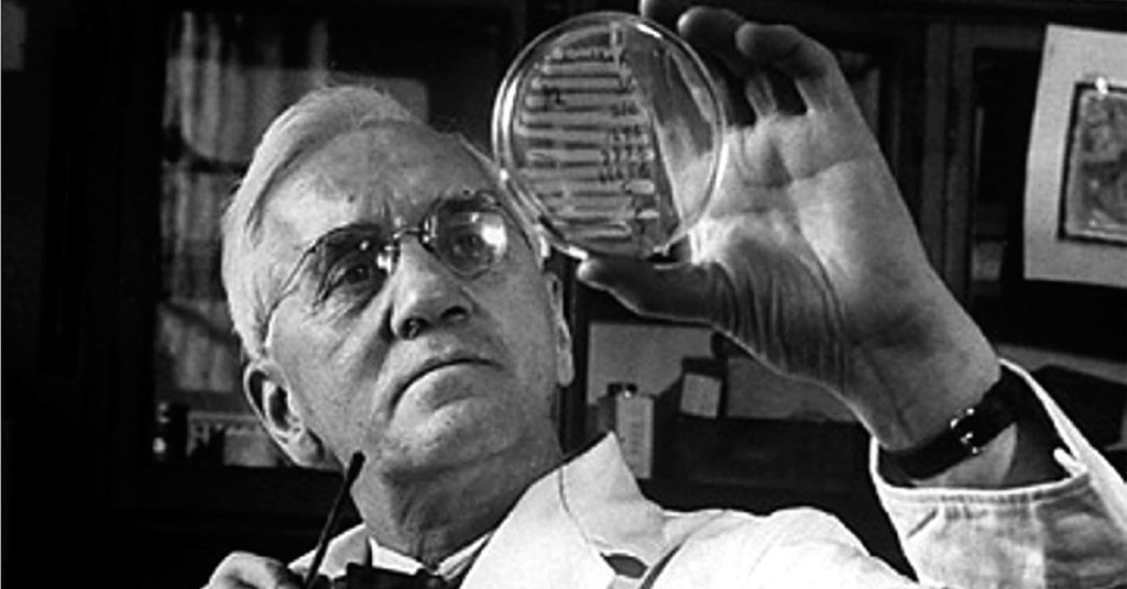 ¿Quién inventó la penicilina y en año? El primer antibiótico 1