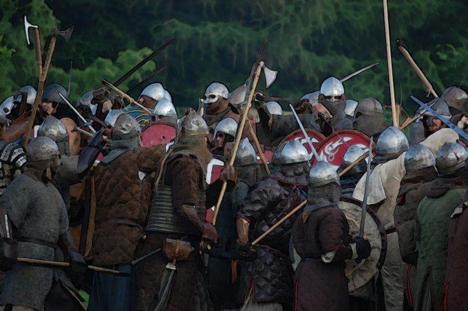 Origen de los vikingos 1