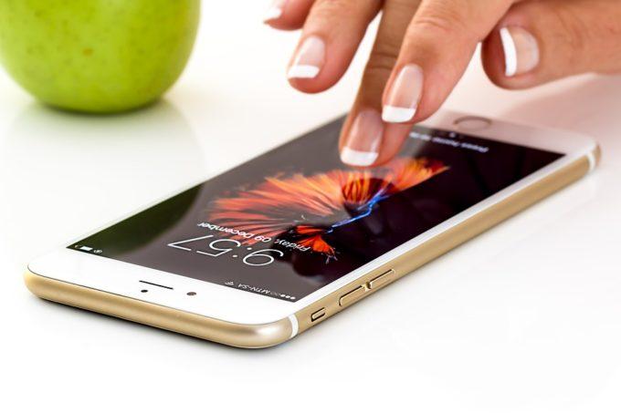 Origen del teléfono celular 5
