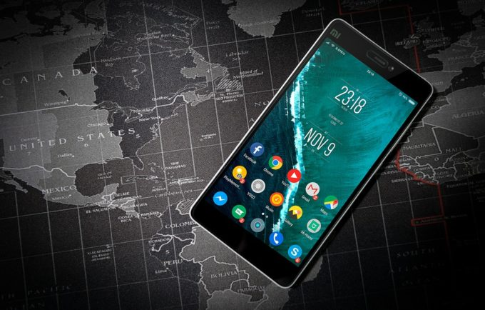 Origen del teléfono celular 3