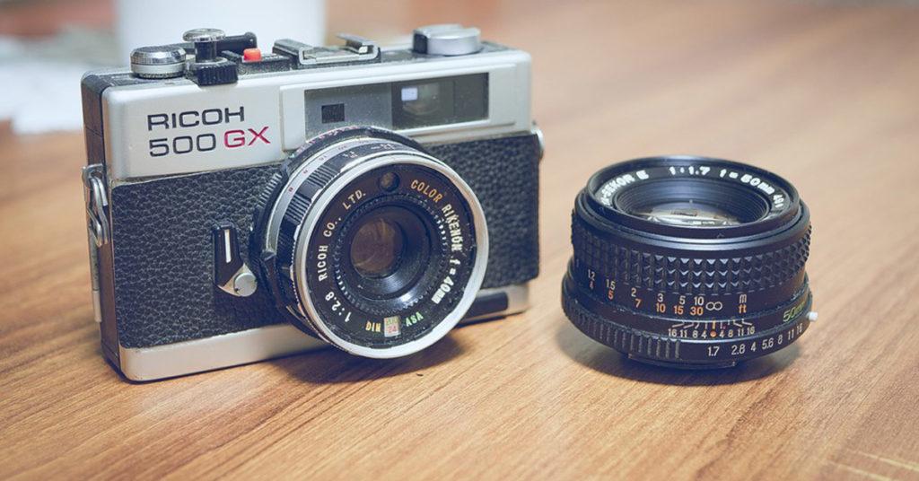 ¿Quién inventó la Cámara Fotográfica? Origen e Historia 1