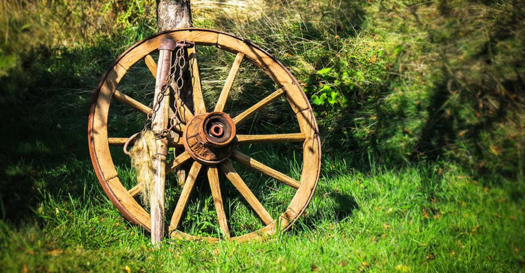 ¿Quién inventó la rueda? Enciclopedia Ilustrada | Curiosidades 1