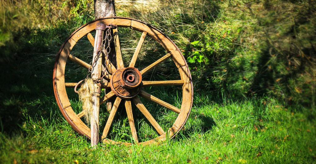 ¿Quién inventó la rueda? Enciclopedia Ilustrada | Curiosidades 6