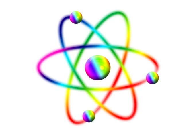 ¿Quién descubrió el Átomo? 1