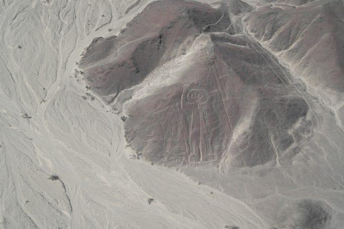 ¿Quién descubrió las Líneas de Nazca? 4