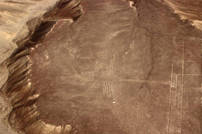 ¿Quién descubrió las Líneas de Nazca? 1