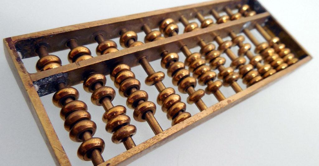 ¿Quién inventó el ábaco? El inicio de las Matemáticas 9