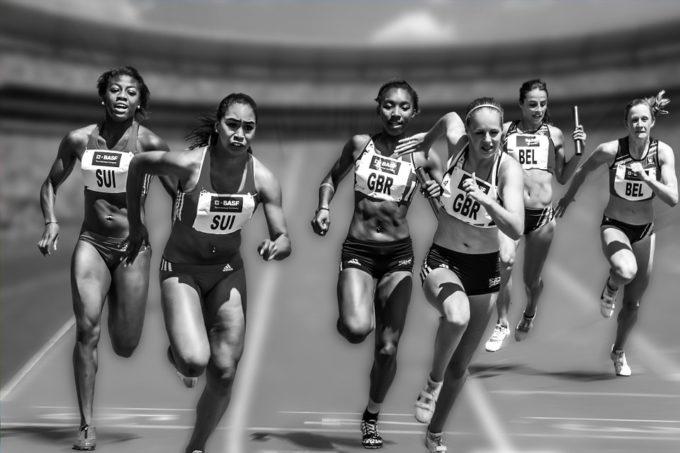 ¿Quién inventó el atletismo? ¿en qué Año y Dónde? 2