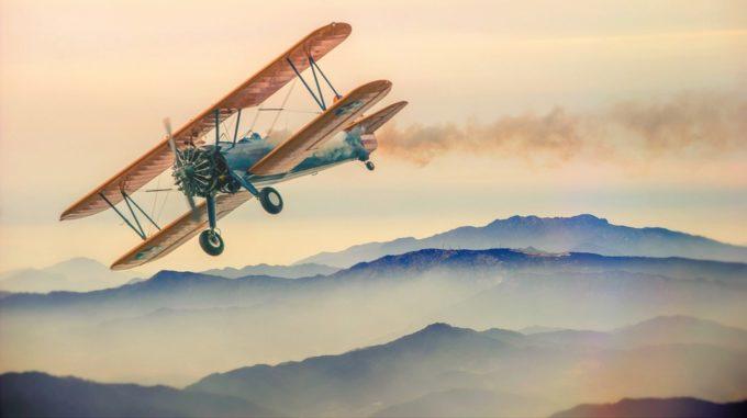 ¿Quién inventó el Avión o Aeroplano? La Historia Completa 4