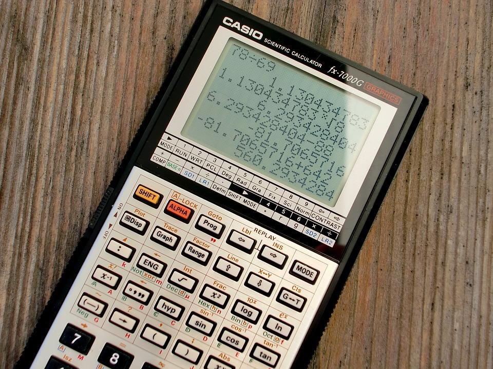 ¿Quién inventó la calculadora? Enciclopedia Ilustrada 4