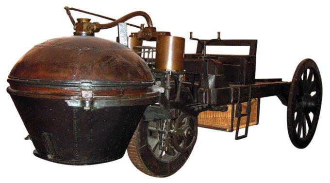 ¿Quién inventó el automóvil? 1