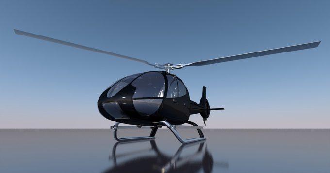 ¿Quién inventó el Helicóptero y en año? 10