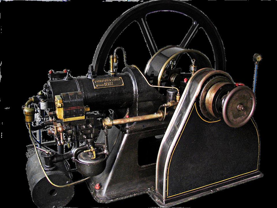 ¿Quién inventó la Máquina de Vapor?¿En qué año? 5