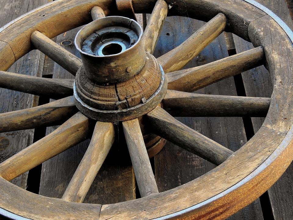 ¿Quién inventó la rueda? Enciclopedia Ilustrada | Curiosidades 2