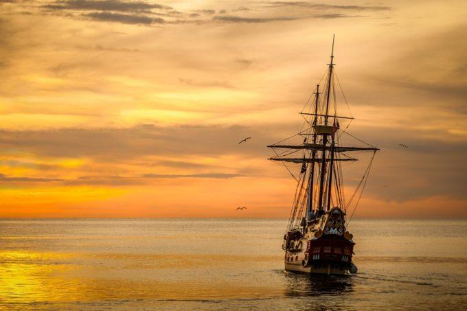¿Quién inventó el barco? 2