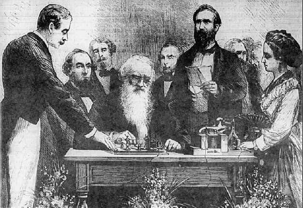 ¿Quién inventó el telégrafo? La historia del telégrafo eléctrico 2
