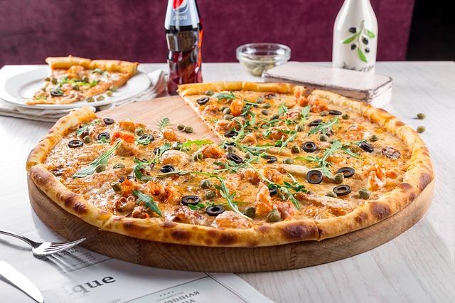¿Quién inventó la Pizza? y en qué año 3