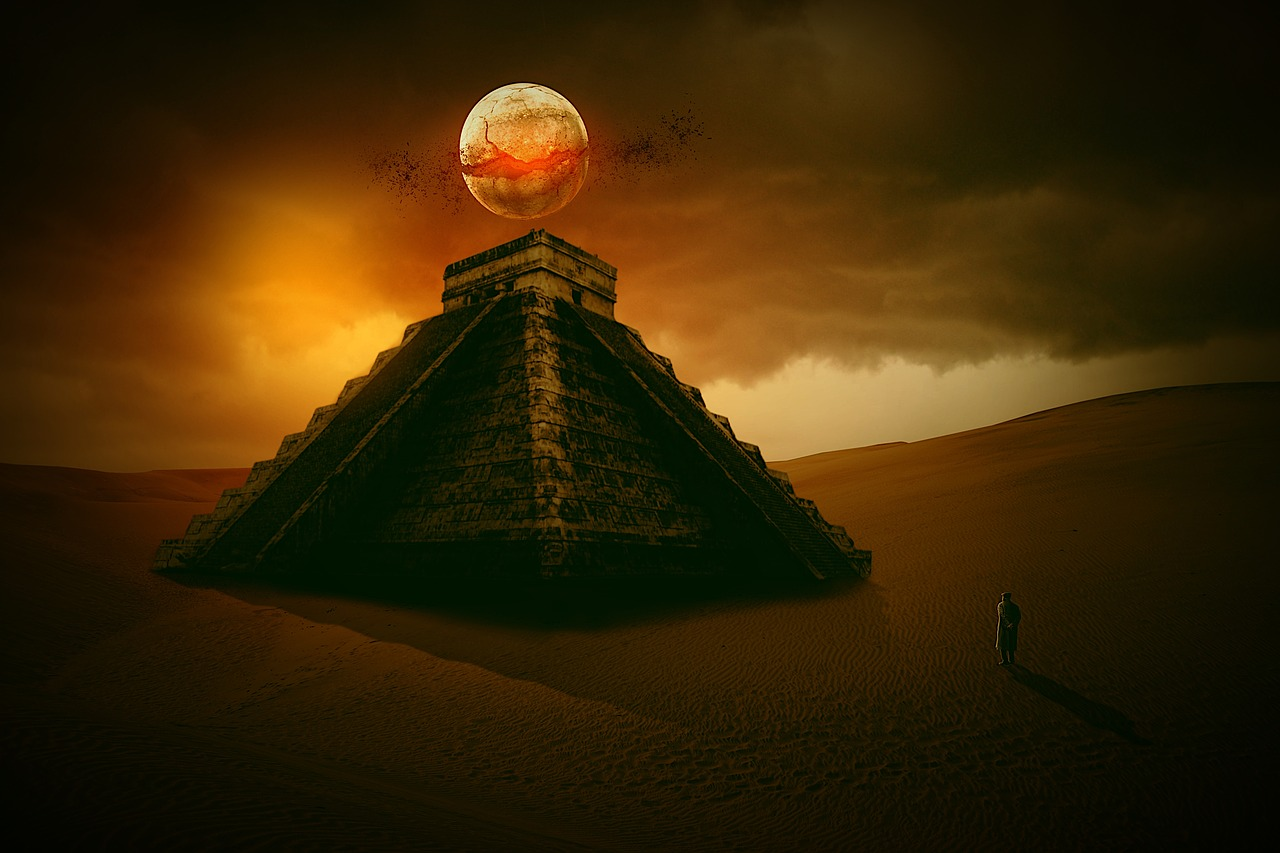 Origen del universo y la vida según los mayas 5